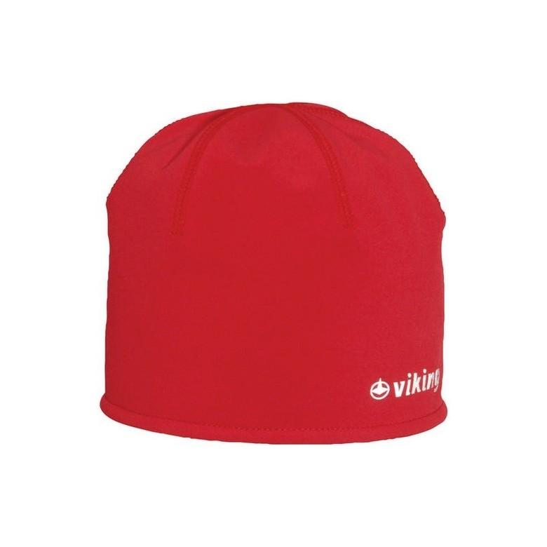 Czapka Viking Softshell Czerwona