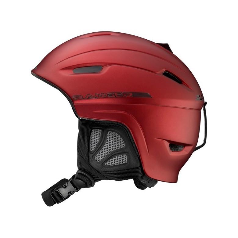 Kask narciarski Salomon  Ranger Red Matt
