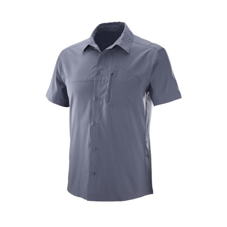Koszula Salomon Radiant Stretch SS Shirt