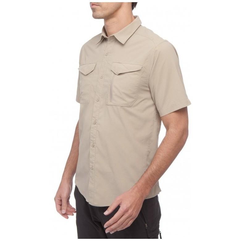 Męska koszula The North Face New Sequoia Shirt Dune Beige