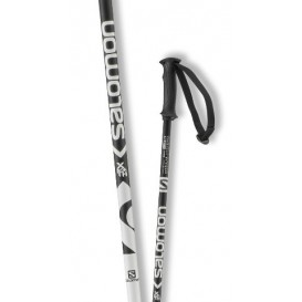 Kije narciarskie Salomon X NORTH White / Black