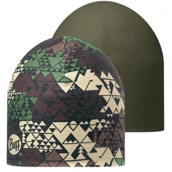 Dwustronna czapka Buff Coolmax Tad Military