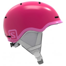 Kask juniorski Salomon Grom Glossy / Pink