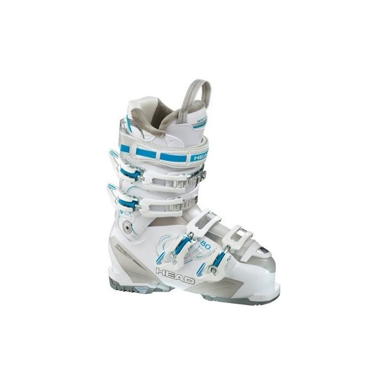 Buty narciarskie Head NextEdge 80 W Bialy/ Srebrny