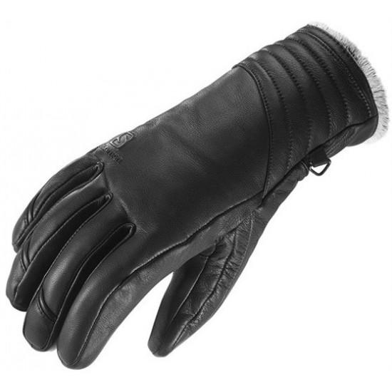 Damskie rękawice Salomon Native W Black