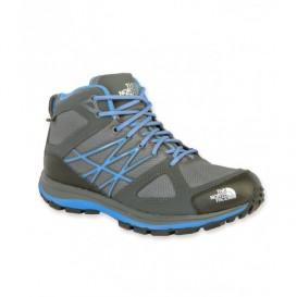 Damskie buty LITEWAVE MID GTX ZINC GREY/MARINA BLUE