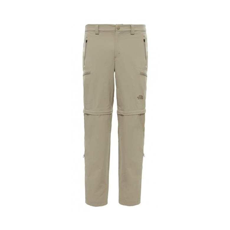 Męskie spodnie The North Face Exploration Convertible Pant