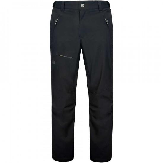 Męskie spodnie narciarskie The North Face JEPPESON PANT TNF BLACK