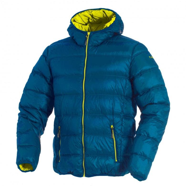 Męska kurtka Campagnolo 3Z62527 Niebieska