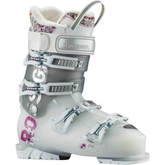Damskie buty narciarskie Rossignol ALLTRACK 70 Silver Transparent