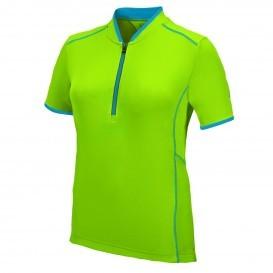 Damska koszulka rowerowa Campagnolo FROG E101 Zielona