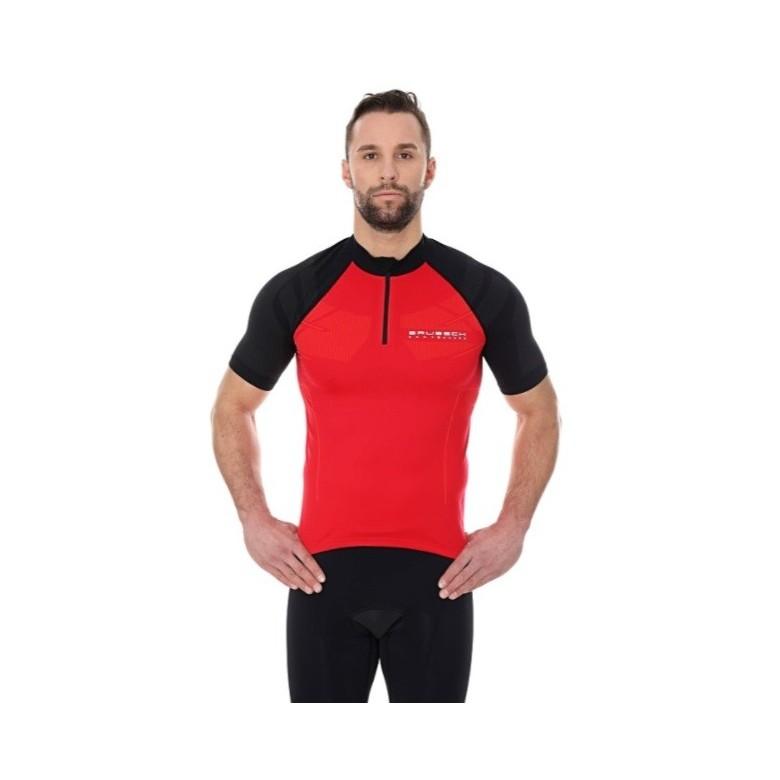 Męska koszulka rowerowa Brubeck
