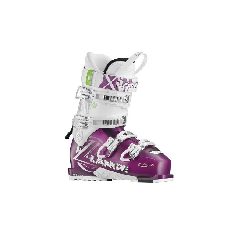 Buty narciarskie Lange XT 80 W L.V.  White / Purple