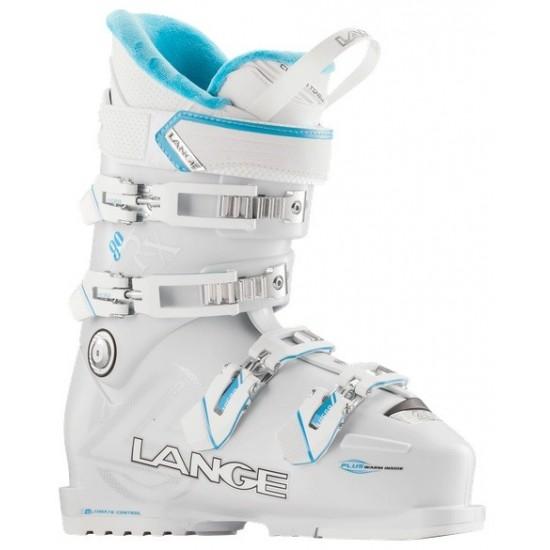 Buty narciarskie Lange RX 80 W White