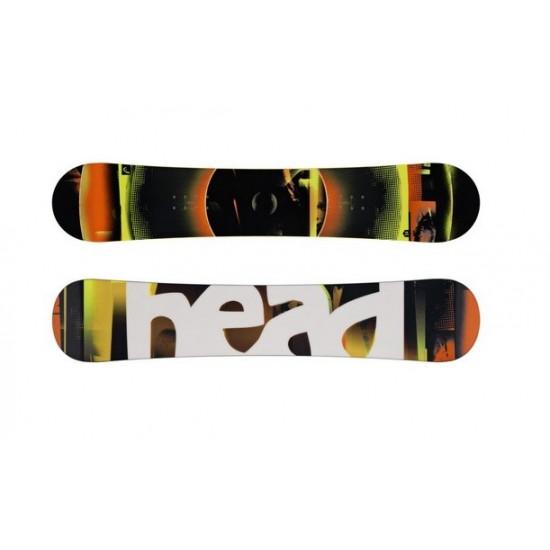 Deska Snowboardowa Head True + Wiązania NX One