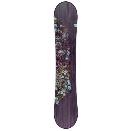 Deska Snowboardowa Head Stella + Wiązania NX Fay I