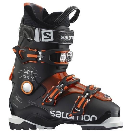 Buty narciarskie Salomon Quest Access 70 Anthracite/ Black / Orange