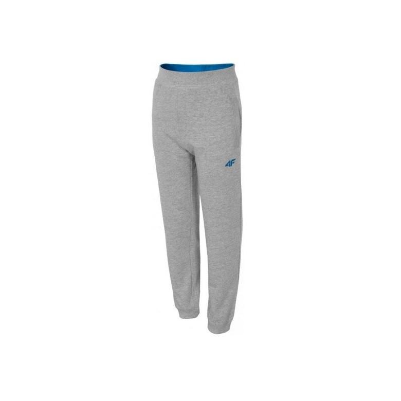 Juniorskie spodnie dresowe 4F T4L16-JSPMD001