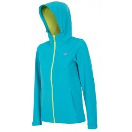 Damski Softshell 4F T4L16-SFD001 Sea Blue