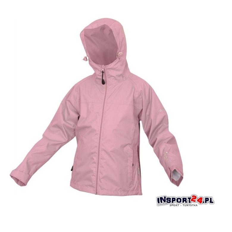Kurtka juniorska Hi-Tec Limbo różowa