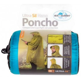 Poncho Sea To Summit Ultra-Sil Nano