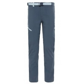 Damskie spodnie The North Face Speedlight Pant Vanadis Grey
