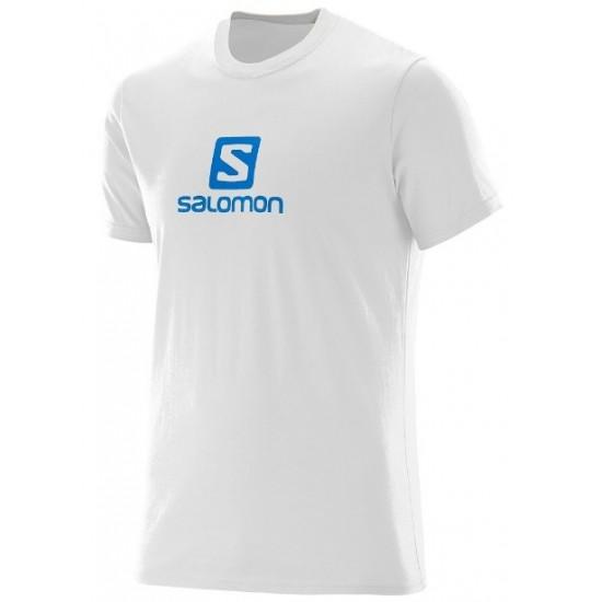 Męska koszula Salomon Logo SS Cotton Tee