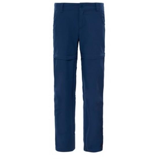 Dziewczęce spodnie The North Face Argali Hike Convertible Pant