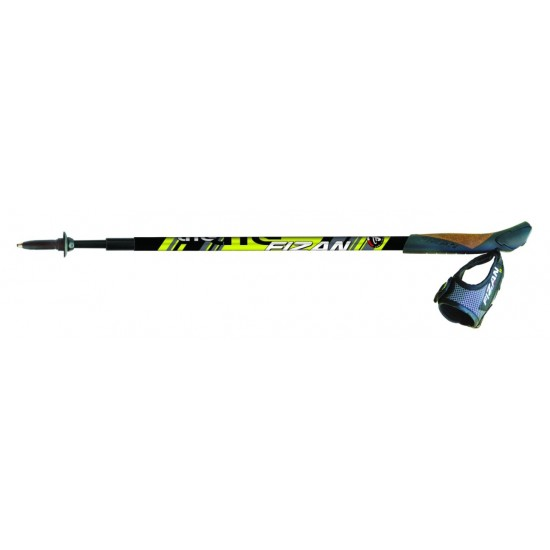 Kije Fizan Nordic Walking Lite Yellow