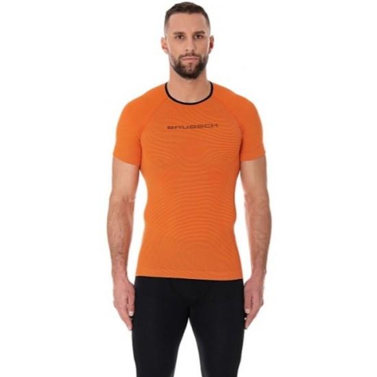 7494e3e4620b76 Męska koszulka Brubeck 3D Run PRO