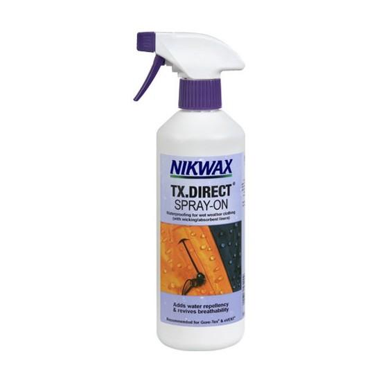 Impregnat do odzieży w sprayu NikwaX TX Direct