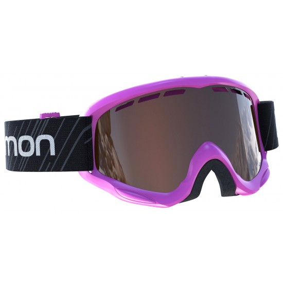 Salomon Juke Pink Access