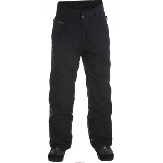 Spodnie snowboardowe Quiksilver Drizzle Insulated Pnt Blk Black