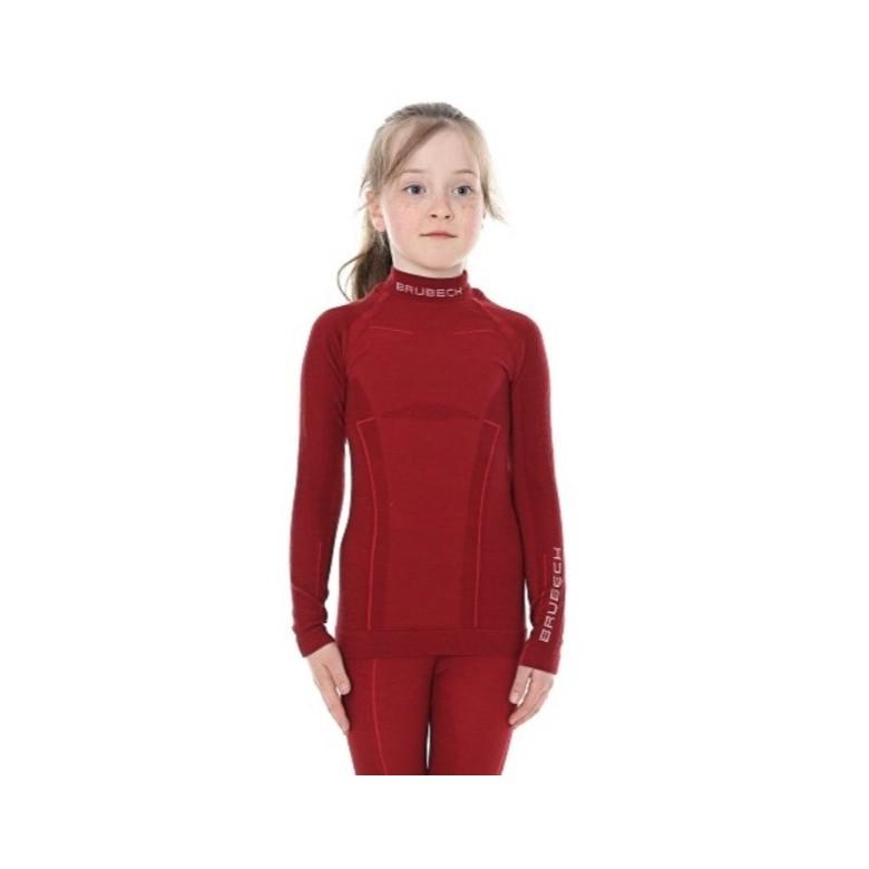Dziewczęca bluza Brubeck Active Wool