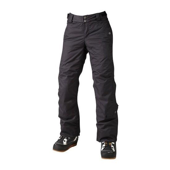 Damskie spodnie Surfanic Carve Surftex Pant Czarne