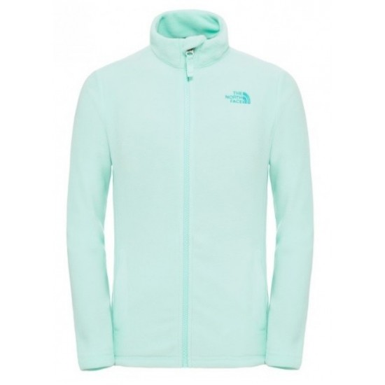 Polar The North Face Y Snow Quest Ice Green