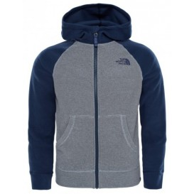 Chłopięcy polar The North Face Glacier Full Zip Hoodie