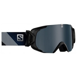 Gogle Salomon XVIEW Black/ Grey Solar