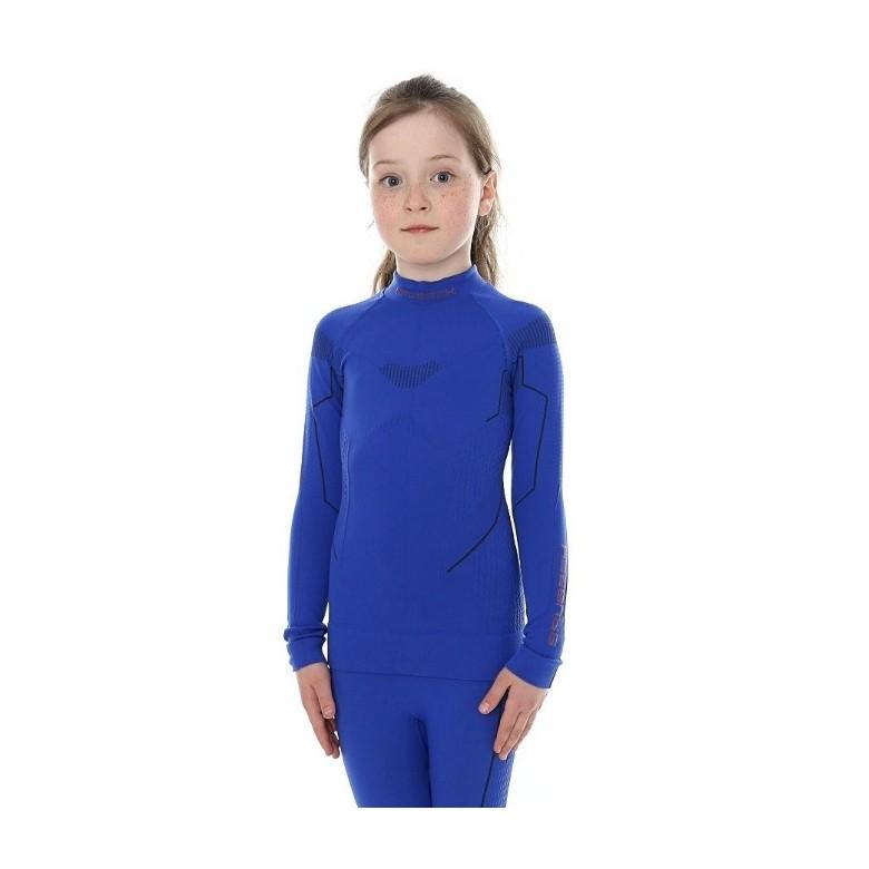 Komplet Juniorski -  Bluza i Spodnie Brubeck Thermo Cobalt