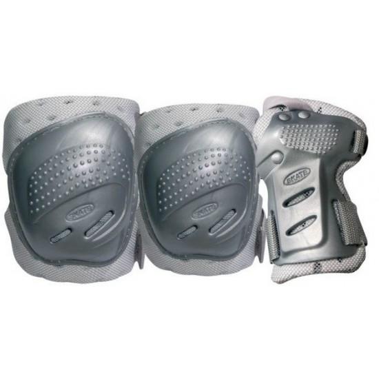 Ochraniacze Tempish Coolmax Silver