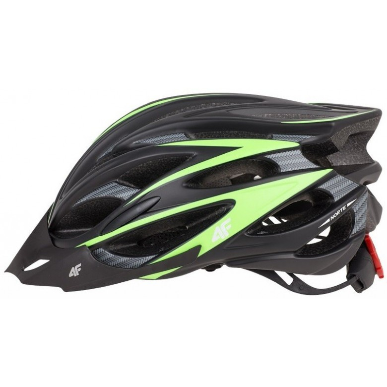 Regulowany kask rowerowy unisex 4F C4L16-KSR001