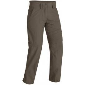 Damskie spodnie Salewa Jasi Dry W 2in1 Pant Walnut