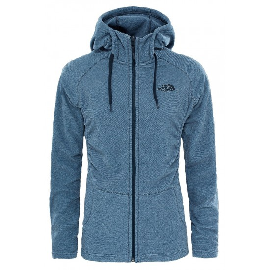 Damski polar The Noth Face Mezzaluna Full Zip Hoodie